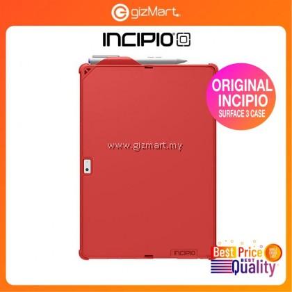 Original INCIPIO Feather (Hybrid) Case For Microsoft Surface 3 - Red