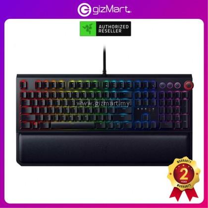 RAZER BlackWidow Elite RGB Tournament-Grade Mechanical Gaming Wired Keyboard (Green Switch RZ03-02620100-R3M1 / Orange Switch RZ03-02621800-R3M1 / Yellow Switch RZ03-02622000-R3M1)