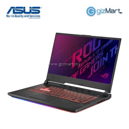 "ASUS ROG Strix G531G-UAL078T 15.6"" 120Hz Gaming Laptop (i7-9750H, 8GB, 512GB, Gtx1660Ti, Win10)"