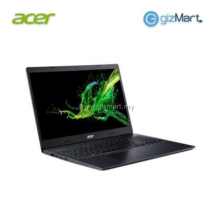 """ACER Aspire 3 A315-34-C5RX 15.6"""" Notebook-Obsidian Black (N4000, 4GB, 256GB, Win10)"""
