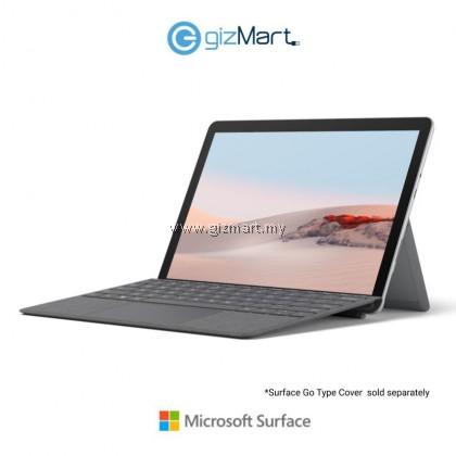 Microsoft Surface Go 2 (Intel Pentium Gold, 4GB, 64GB, Win10 S Mode, Platinum) STV-00007