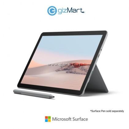 Microsoft Surface Go 2 (Intel Core m3, 8GB, 128GB, LTE, Win10 S Mode, Platinum) + Type Cover