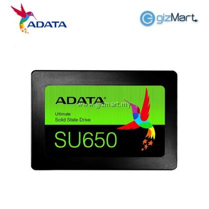 """ADATA 2.5"""" SATA 6Gb/s SU650 960GB Ultimate Solid State Drive ( ASU650SS-960GT-R )"""