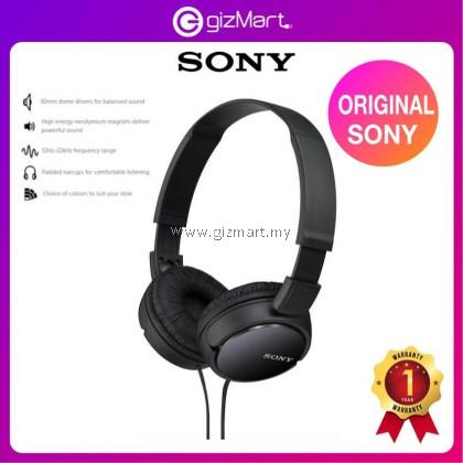 ORIGINAL Sony Foldable Portable Headphone Headset On-ear - MDR-ZX110 (No Mic)
