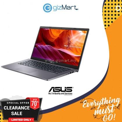 ASUS Laptop Vivobook M409B-ABV022T 14 Slate Grey ( A6-9225, 4GB, 256GB SSD, ATI, W10 )