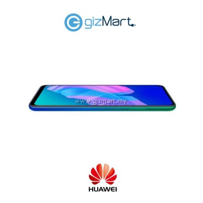 "Original HUAWEI Y7P 6.39"" 4GB RAM / 64GB ROM Smartphone (Aurora Blue) + FREE X-One Ultimate Pro Screen Protector"