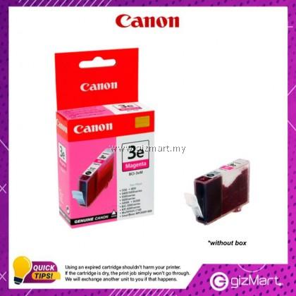 (New Sealed Expired) Canon Ink Cartridge BCI-3eM Magenta Ink Tank