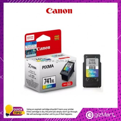 (New Sealed Expired) Canon Ink Cartridge CL-741 XL Color