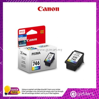 (New Sealed Expired) Canon Ink Cartridge CL-746