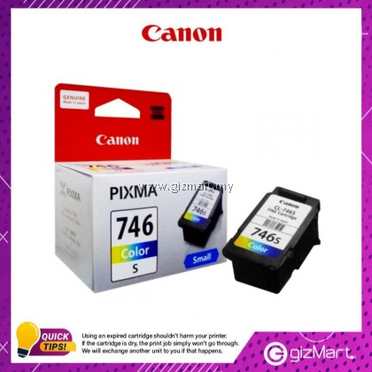 (New Sealed Expired) Canon Ink Cartridge CL-746S