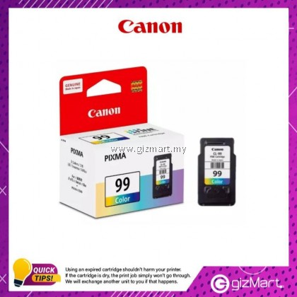 (New Sealed Expired) Canon Ink Cartridge CL-99 Color