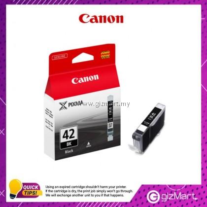 (New Sealed Expired) Canon Ink Cartridge CLI-42 BK Black