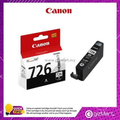 (New Sealed Expired) Canon Ink Cartridge CLI-726BK Black