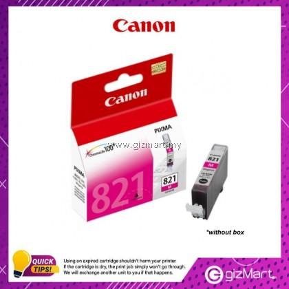 (New Sealed Expired) Canon Ink Cartridge CLI-821M Magenta