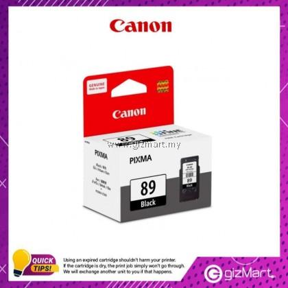 (New Sealed Expired) Canon Ink Cartridge PG-89 Black