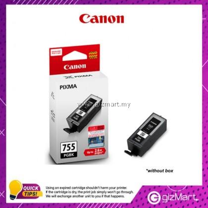 (New Sealed Expired) Canon Ink Cartridge PGI-755PGBK