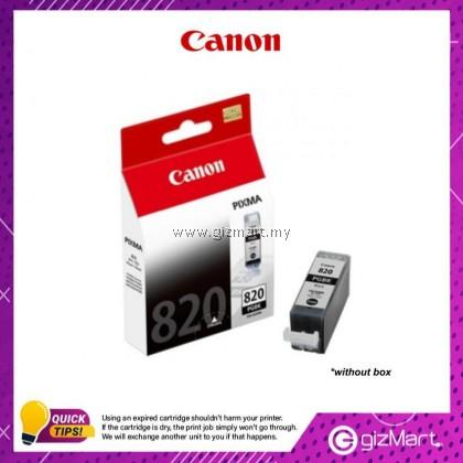(New Sealed Expired) Canon Ink Cartridge PGI-820BK Black