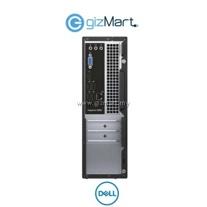 Dell Inspiron 3471-9481SG-W10 Small Tower Desktop ( I5-9400, 8GB, 1TB, Intel, W10 )