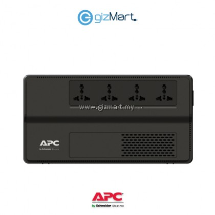 APC Easy Ups BV1000VA, AVR, 230V Universal Outlet 230V