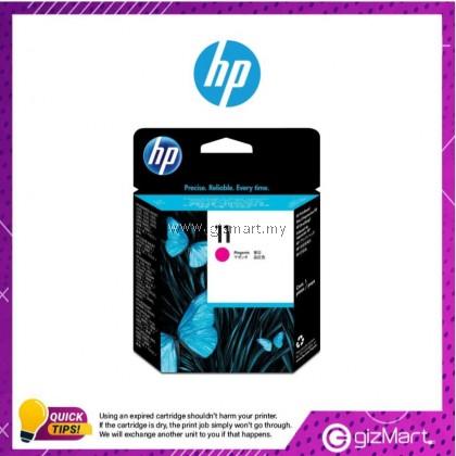 (New Sealed Expired) HP Ink Cartridge HP 11 Magenta