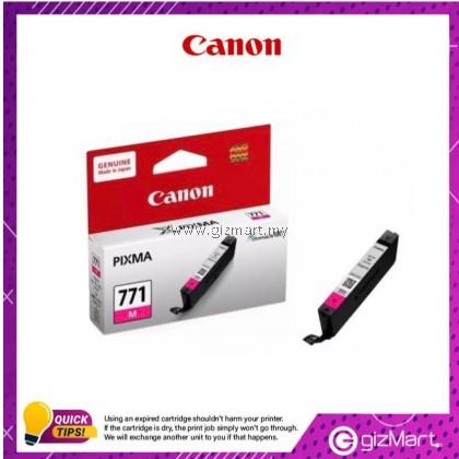 (New Sealed Expired) Canon Ink Cartridge Pixma CLI-771M Magenta