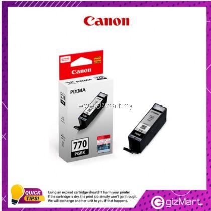 (New Sealed Expired) Canon Ink Cartridge Pixma PG 770 Black