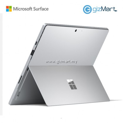 Microsoft Surface Pro 7 Core i5 / 8GB RAM / 256GB (Platinum) + FREE BUNDLE