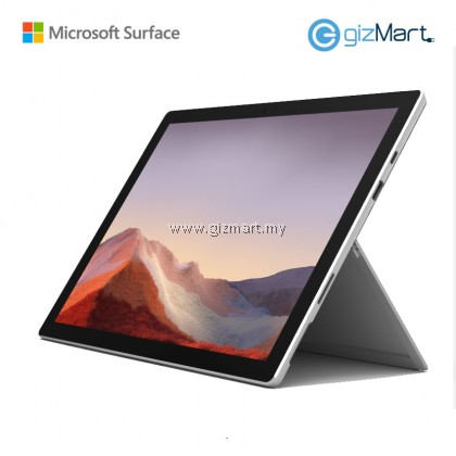 Microsoft Surface Pro 7 Core i5 / 8GB RAM / 256GB (Black) + FREE BUNDLE