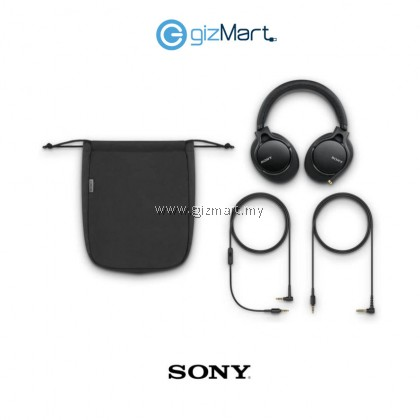 Sony MDR1AM2 Wired High Resolution Audio Overhead Headphones
