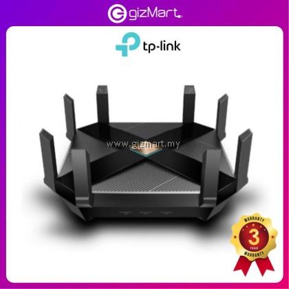 TP-LINK Archer AX6000 Next-Gen Dual Band MU-MIMO WiFi 6 Gigabit Router