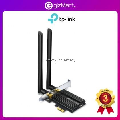 TP-LINK ARCHER TX50E - AX3000 WI-FI 6 BLUETOOTH 5.0 PCIE ADAPTER
