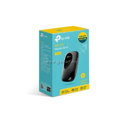 TP LINK M7200 4G LTE Portable Mobile Wi-Fi Modem Router Wireless MiFi (M7200)