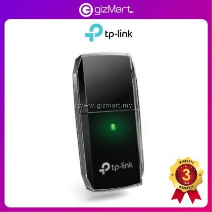 TP-LINK TL-ARCHER T2U - AC600 DUAL BAND WIRELESS USB ADAPTER