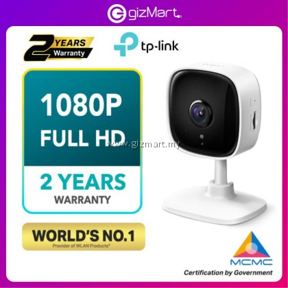TP-Link Tapo C100 1080P Full HD Wireless Wifi Smart Home Security Surveillance IP Camera CCTV