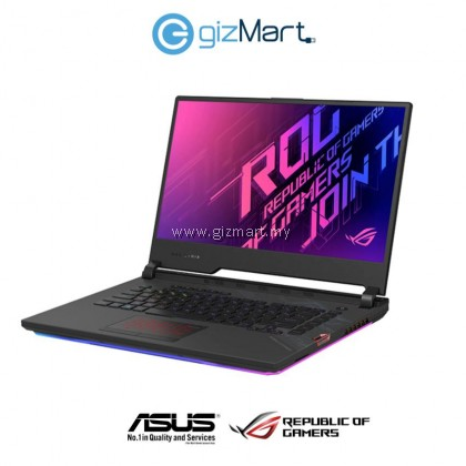 "ASUS ROG Strix Scar 17 G732L-VEV048T 17.3"" IPS 144Hz Gaming Laptop - Metal Black (i7-10875H, 16GB, 1TB, RTX2060, Win10)"