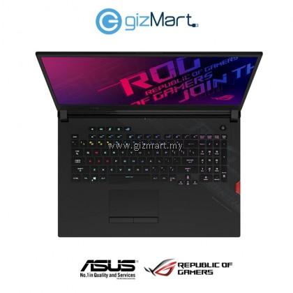 "ASUS ROG Strix Scar 17 G732L-WEV054T 17.3"" 144Hz Gaming Laptop-Metal Black (i7-10875H, 16GB, 1TB, RTX2070, Win10)"