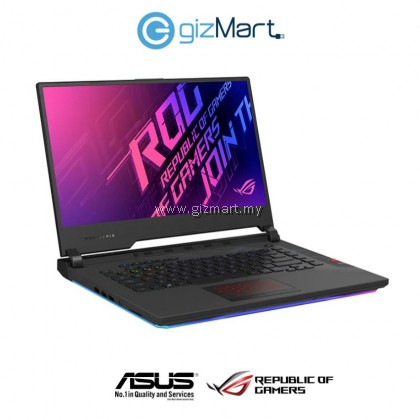 "Asus ROG Strix Scar 15 G532L-WSHF083T 15.6"" IPS 300Hz Gaming Laptop - Metal Black (i7-10875H, 16GB, 1TB, RTX2070 Super, Win10)"