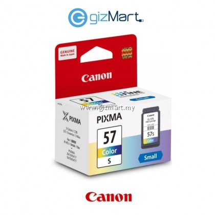 Canon CL-57S Color Genuine Ink Cartridge (8.3ml) For E400/460/477/480/470/270/3170/410