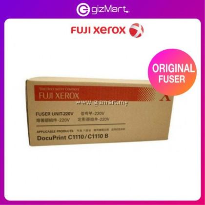 Original FUJI XEROX EL300689 DocuPrint C1110 / C1110 B Fuser Unit 220V