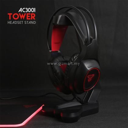 FANTECH AC3001 TOWER Anti Slip Design Rubberized Base Balance Stabilization Headset Stand HR109