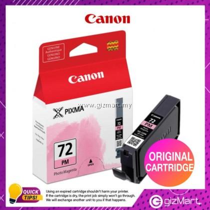 (New Sealed Expired) Canon Ink Cartridge PGI-72 Magenta
