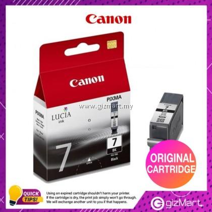 (New Sealed Expired) Canon PGI-7 Black Ink Tank