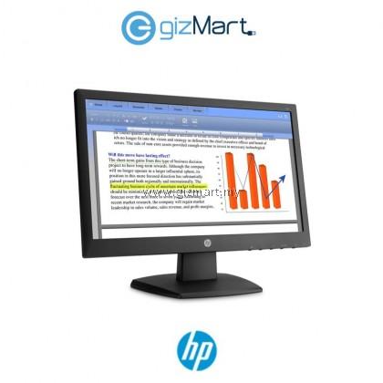 HP V194 18.5-inch LED Monitor with VGA Port