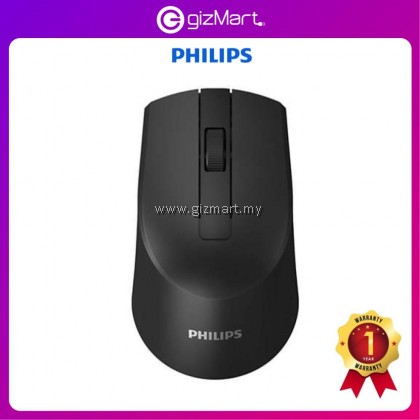 Philips M374 SPK7374 2.4GHz Wireless Mouse