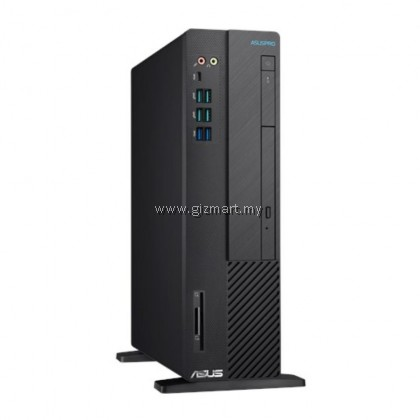 ASUS ExpertCenter D6414SFF-I39100007T Desktop PC (i3-9100/ 4GB RAM/ 1TB HDD/ Intel Graphics/ Windows 10/ 3 Years Warranty)