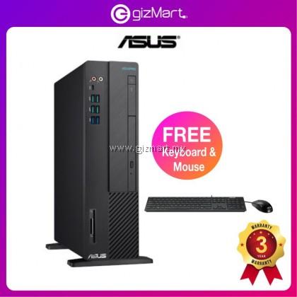 ASUS ExpertCenter D6414SFF-I59400011T Desktop PC (i5-9400/ 4GB RAM/ 1TB HDD/ Intel Graphics/ Windows 10/ 3 Years Warranty)