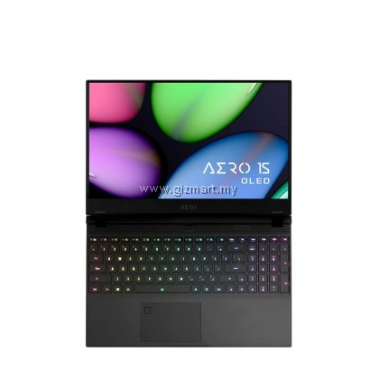 "GIGABYTE Aero 15 WB-7MY1130SH 15.6"" Laptop (i7-10750H, 16GB, 512GB, RTX2070, Win10)"