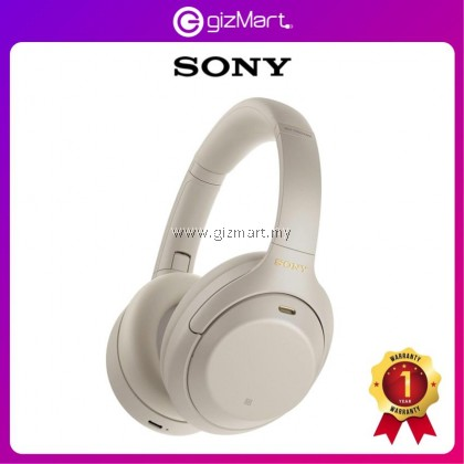 SONY WH-1000XM4 Wireless Noise Cancelling Over Ear Stereo Headset