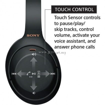 ORIGINAL SONY WH-1000XM4 Wireless Noise Cancelling Over Ear Stereo Headset