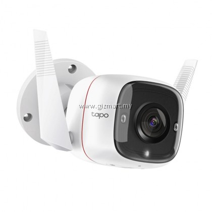 TP-LINK Tapo C310 New Outdoor Security Wi-Fi Camera 3MP High Definition
